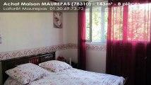 Vente - maison - MAUREPAS (78310)  - 143m²