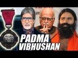 Baba Ramdev, LK Advani, Amitabh Bachchan To Receive Padma Vibhushan