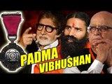 Amitabh, Advani & Ramdev To Be Given A Padma Vibhushan Award