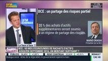 """Eric Bertrand VS Thibault Prébay (2/2): Lancement d'un QE par la BCE: """"Attention à ne pas trop s'emballer"""" - 23/01"""