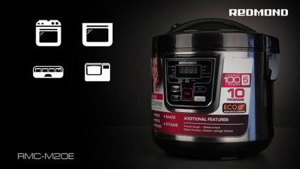Redmond Çok Fonksiyonlu Pişirici (Multicooker) RMC-M20E