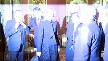Roma - Pietro Grasso, con la Presidente della Repubblica del Kosovo, Atifete Jahjaga (21.01.15)