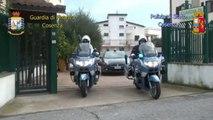 Corigliano Calabro - truffe alle assicurazioni e falsi incidenti, 7 arresti