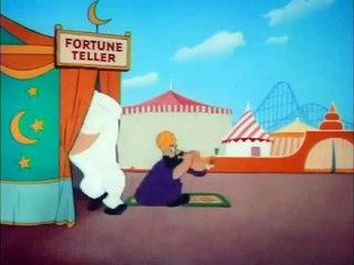 Popeye - The Crystal Brawl 1957