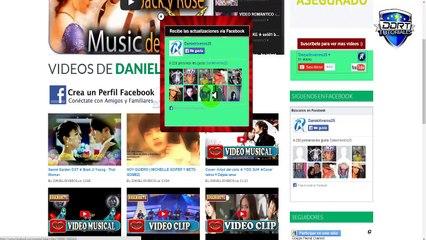 FanBox Flotante de Facebook Animado 2015