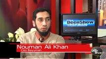 Allah Knows Hidden Secrets - A Warning!!! Nouman Ali Khan - video