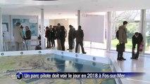 Fos-sur-Mer: un parc d'éoliennes flottantes prévu en 2018