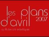 Brouillon plans d'avril 2007
