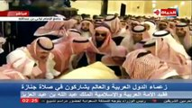 King Abdullah Death - Funeral Procession of King Abdullah bin Abdul Aziz in Riyadh
