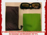 DLP LINK? 3D Glasses (One)for ALL 3D Ready DLP Projectors and ALL Samsung? and Mitsubishi?