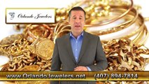 Sell Gold Orlando   Orlando Gold Buyers   Cash for Gold Orlando   Orlando Jewelers
