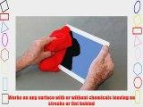 Heininger 5411 GarageMate Red Microfiber Towel (Pack of 20)