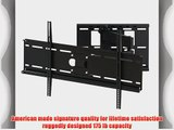 PDR Mounts PDR4360A Articulating Wall Mount for 43 to 60 Displays (Black)