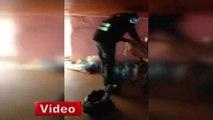 Bağcılar'da Sahte İçki Operasyonu Polis Kamerasında