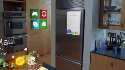 Microsoft HoloLens, le futur ?