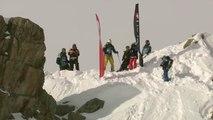 FWT15 - Run of Aurélien Ducroz - FRA in Chamonix Mont-Blanc (FRA)