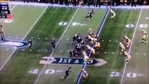 Russell Wilson Game Winning Touchdown - Seattle Seahawks Vs Green Bay Packers (NFC Championship).