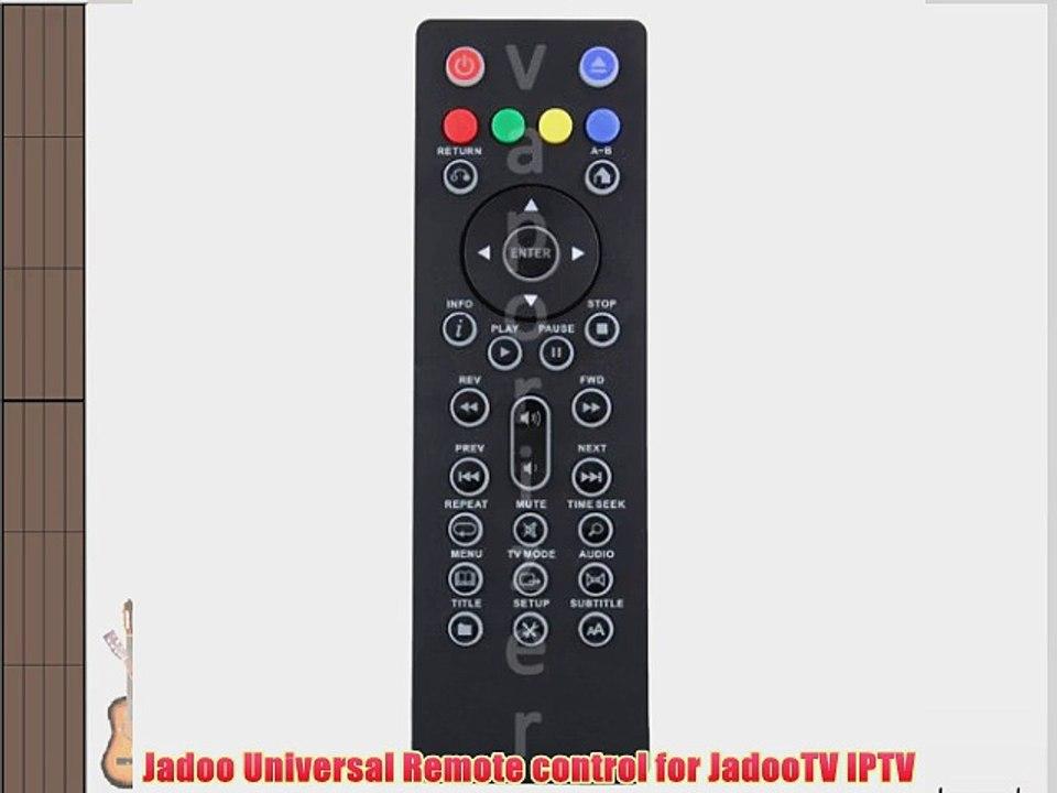 Jadoo Universal Remote control for JadooTV IPTV