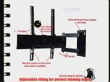 Tilt TV Mount Fit Philips 32 32PFL3514D/F7 32PFL3505D/F7 32PFL3504D/F7 32PFL5403D-27 32PFL3403D-27