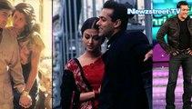 Salman Khan introduces Lulia Vantur with friends at Arpita's wedding