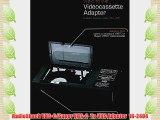 RadioShack VHS-C/Super VHS-C  To VHS Adapter  16-2404