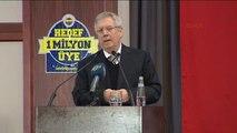 Fenerbahçe Kulübü Başkanı Aziz Yıldırım Doğudan Batıya, Kuzeyden Güneye Her Yer Fenerbahçe Olacak 2