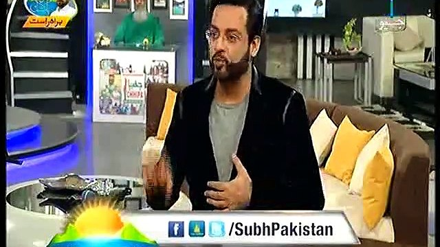 Dr Aamir Liaquat Beautifuly telling the importance of Thursdays in Islam by telling the story of Ahnaf