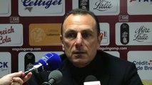 FCN - Der Zakarian : «On a arrêté de jouer»