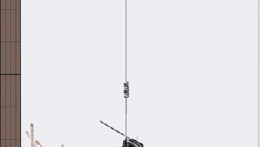 Dual Band 2M/440 Amateur Glass Mount Antenna - video dailymotion