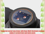 MegaGear Multi-Coated LENS ARMOR UV attached FILTER for Canon PowerShot G16 Canon PowerShot