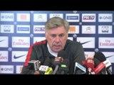 Foot - Coupe - PSG : Ancelotti, «Beckham sera titulaire»