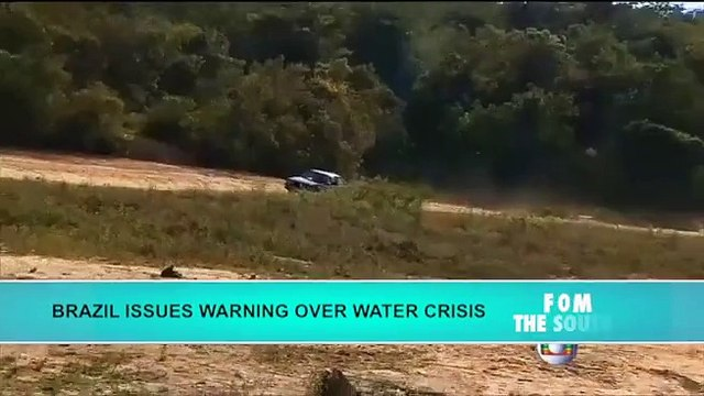 With looming water shortages, Brazil issues warning