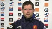 Rugby - XV de France : Debaty, «Montrer qu'on est là»