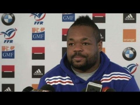 Rugby - XV de France : Bastareaud, « On a les repères »