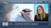 L'Oréal: les cosmétiques se mettent au numérique: Lubomira Rochet – 24/01