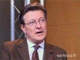 Michel Diefenbacher soutient Sarkozy