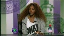 TENNIS - WIMBLEDON : Williams «J'étais un peu rouillée»