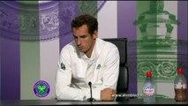 TENNIS - WIMBLEDON : Murray, et pourquoi pas...!