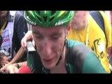 CYCLISME - TOUR : C'est dur pour Rolland
