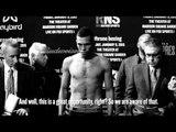 Roc Nation Sports Presents throne boxing: Tureano Johnson vs Alex Theran