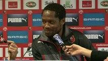 FOOT - L1 - SRFC : Makoun content du retour d'Alessandrini