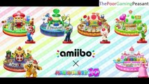 The Super Mario Bros. Amiibo Figures Will Be Released During The Launch Date Of Mario Party 10 Announcement