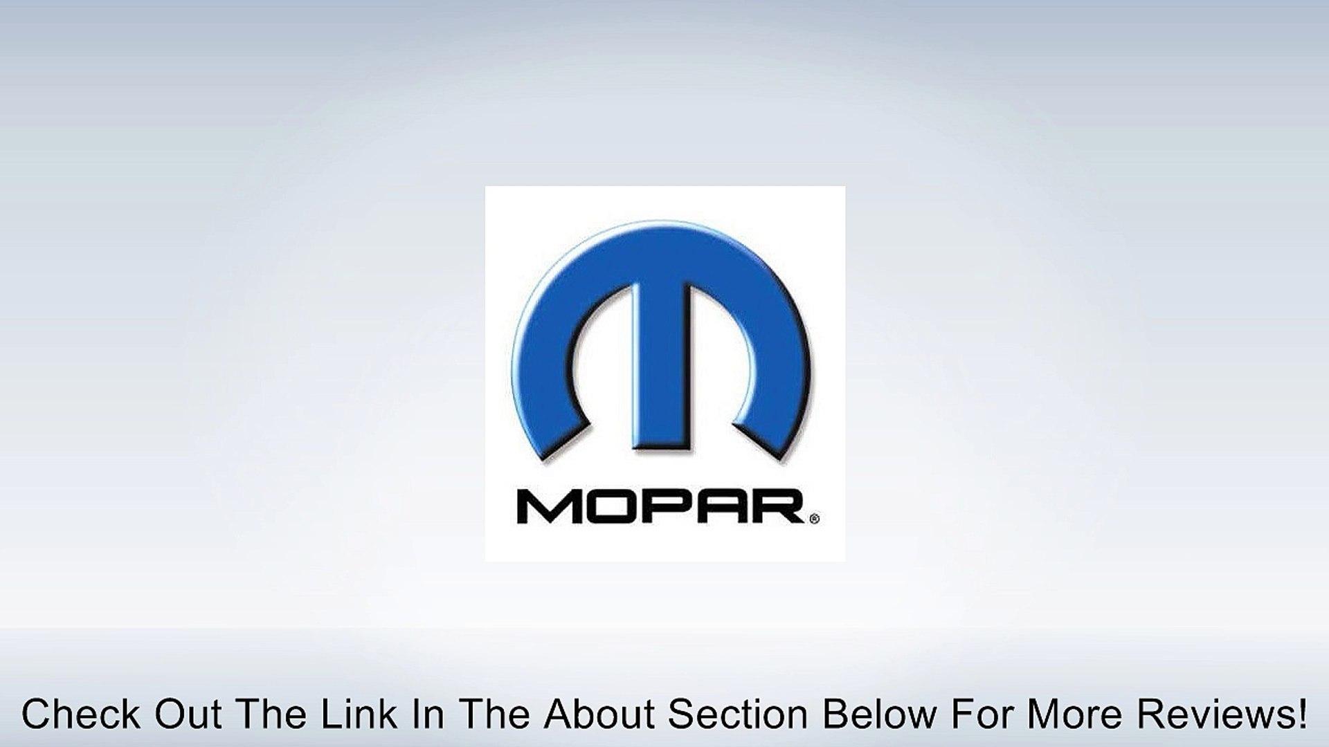 Mopar 4736483AA Pilot Bearing