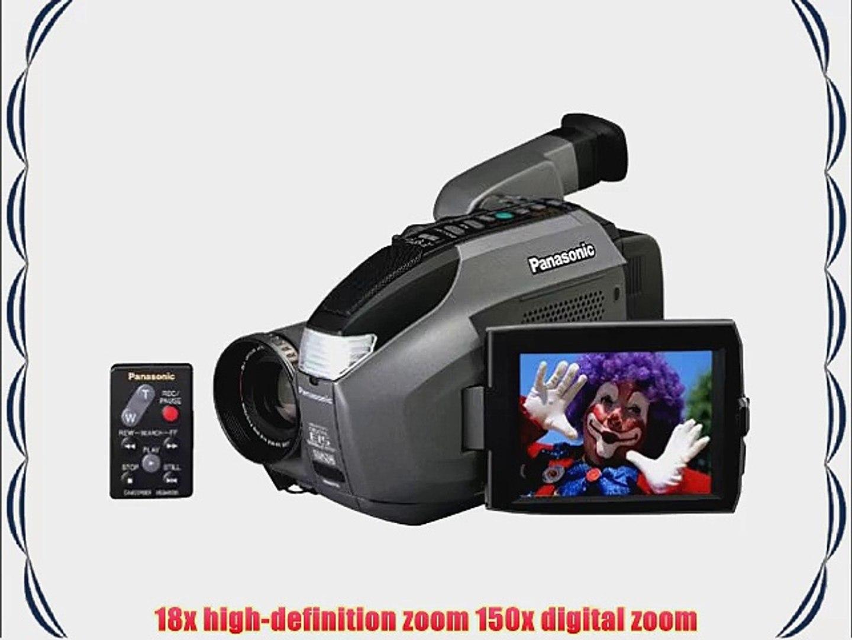 Panasonic Pv L650 Vhs C Camcorder Video Dailymotion