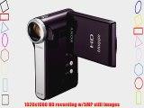 Sony MHS-CM5 bloggie HD Video Camera (Violet)