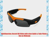 Evikoo EEC-01 HD 720P Eyewear Video Recorder Sunglasses Camera Recording DVR Glasses Camcorder