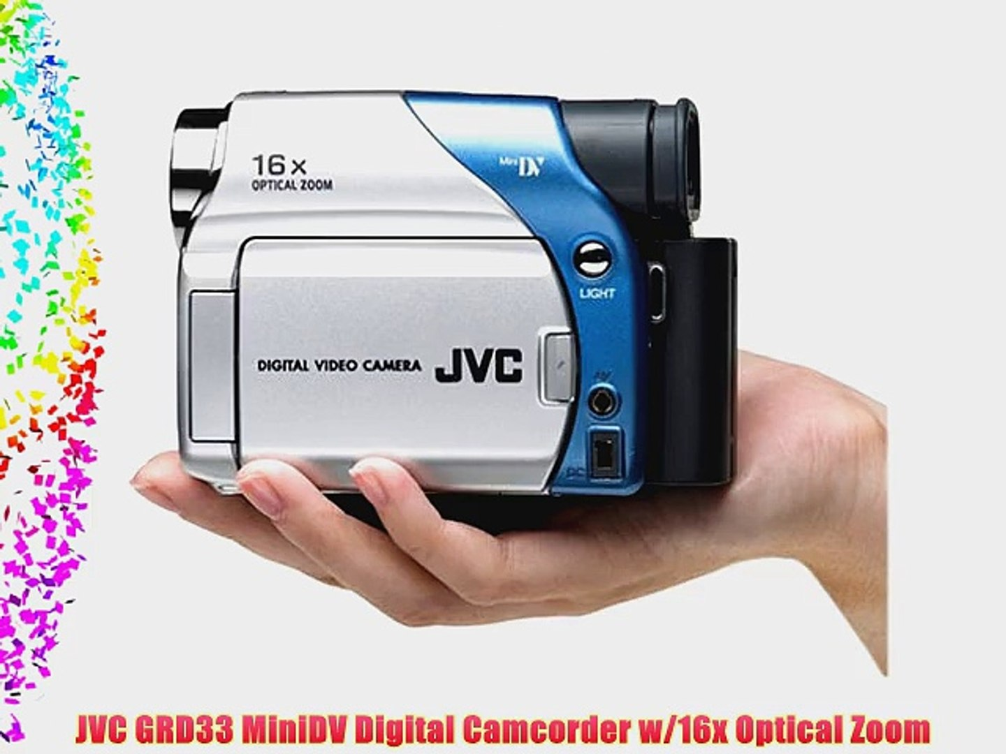 JVC GR-D33U DRIVERS WINDOWS 7