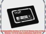 OCZ Vertex 2 120 GB SATA II 2.5 Solid State Drive (OCZSSD2-2VTXE120G)