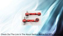 NRG Suspension - Rear Adjustable Upper Arm - 94-01 Integra, 92-00 Civic - Part # DME-H003 Review