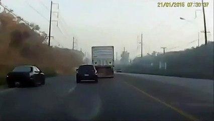 Une chance de cocu sur la route